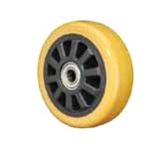 D8高科技聚氨脂轮
